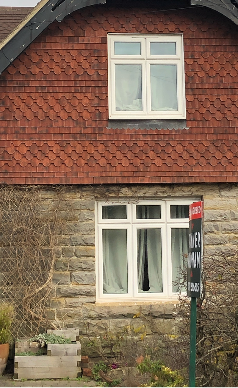 upvc double glazed windows in Tunbridge wells, kent and sussex