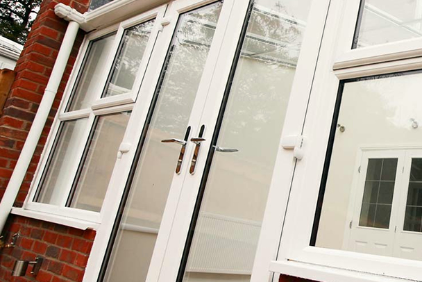 we install upvc French patio doors in Sussex